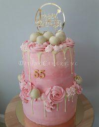 Drip cake 2 lagen Den Haag
