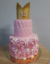 Prinsessentaart kopen Den Haag