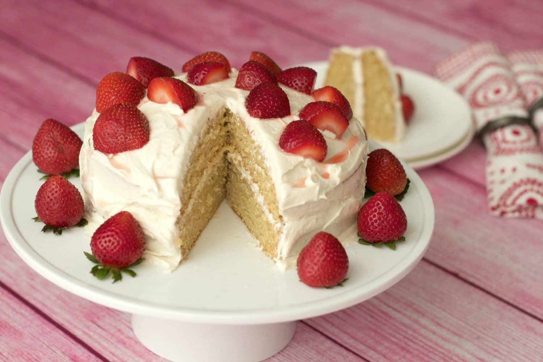 Vegetarische taart Den Haag